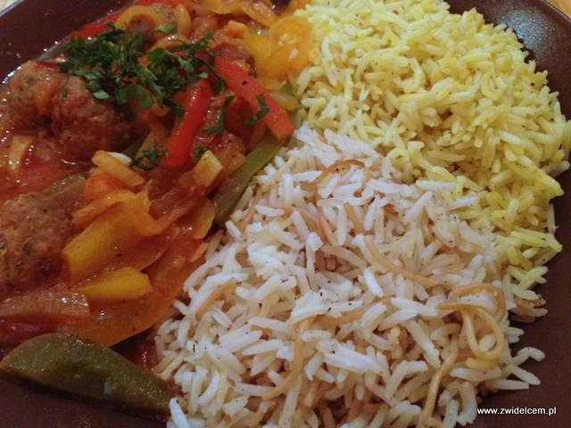 Kraków - Laila - kebab indyjski
