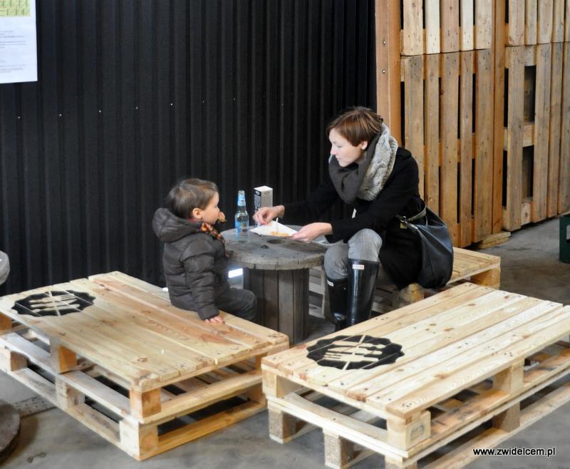 Kraków - Małe Najedzeni Fest! Kipi kasza, kipi groch - mali konsumenci