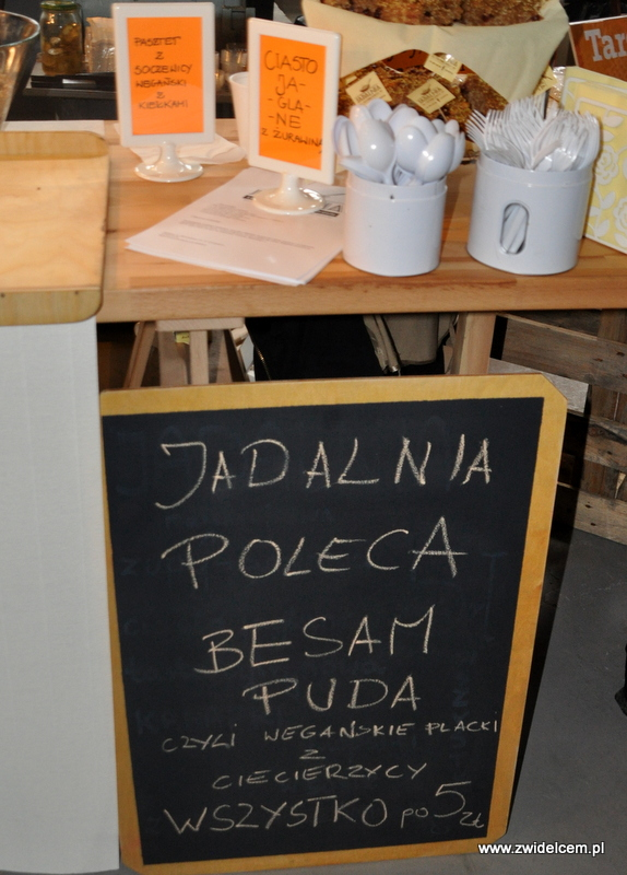 Kraków - Małe Najedzeni Fest! Kipi kasza, kipi groch - Jadalnia - Wszystko po 5 PLN