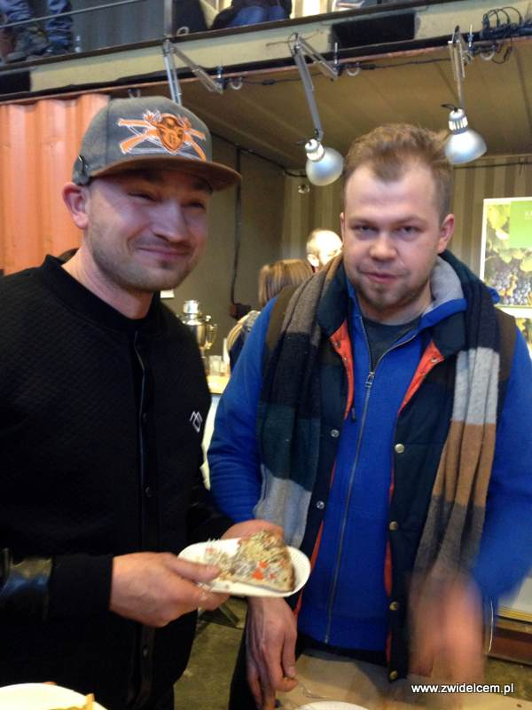 Kraków - Małe Najedzeni Fest! Kipi kasza, kipi groch - Streat Slow Food w cywilu