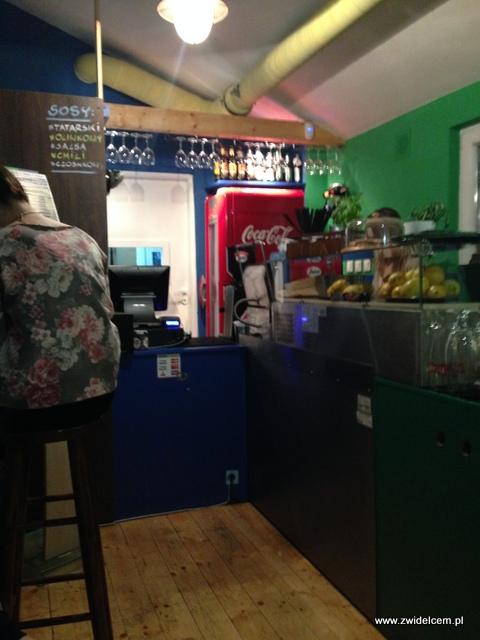 Kraków - Dorsche - bar