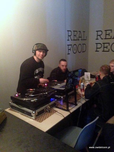 Kraków - Bobby Burger - DJ