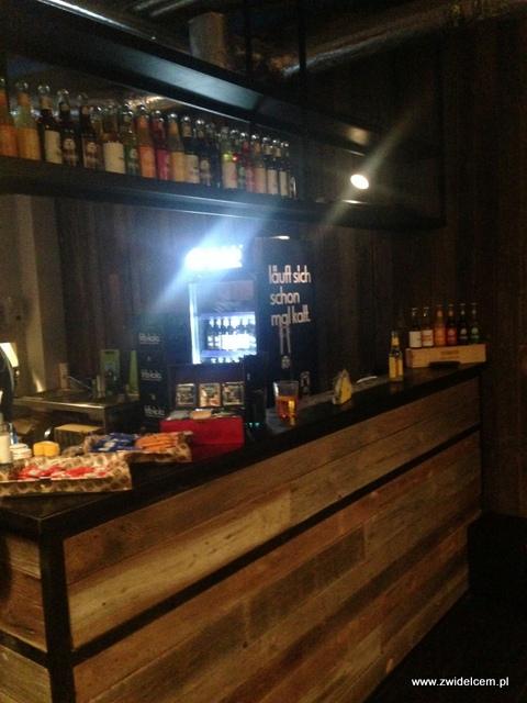 Kraków - Bobby Burger - bar