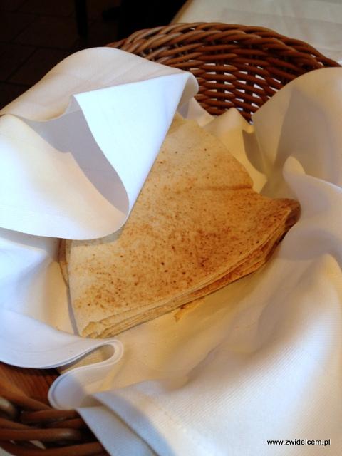 Zurich - Le Cedr - arabski chlebek