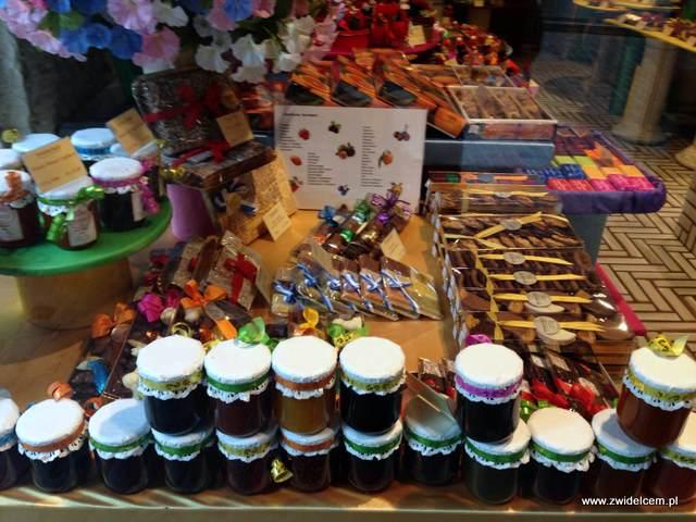 Zurich - sklep ze słodkościami
