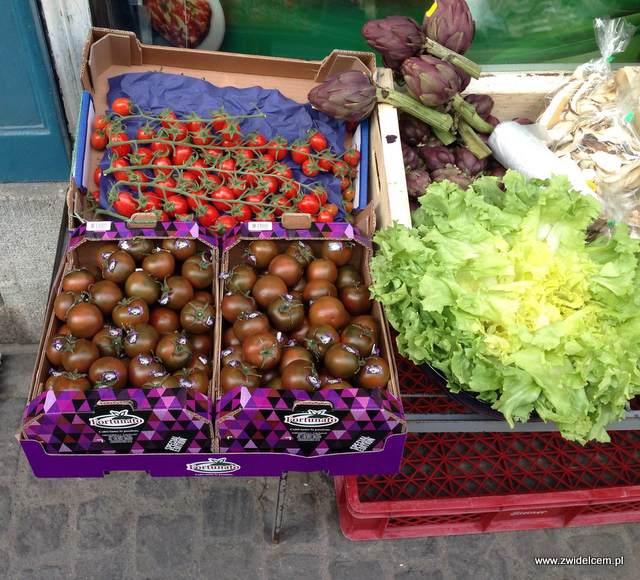 Zurich - warzywniak