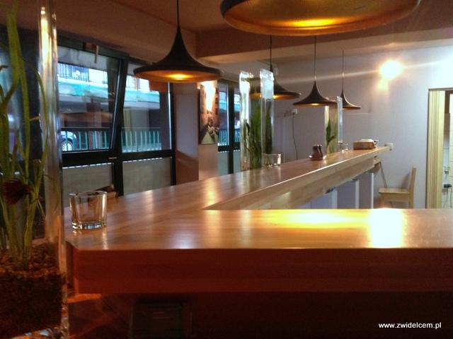 Kraków - Wodne ogrody - bar