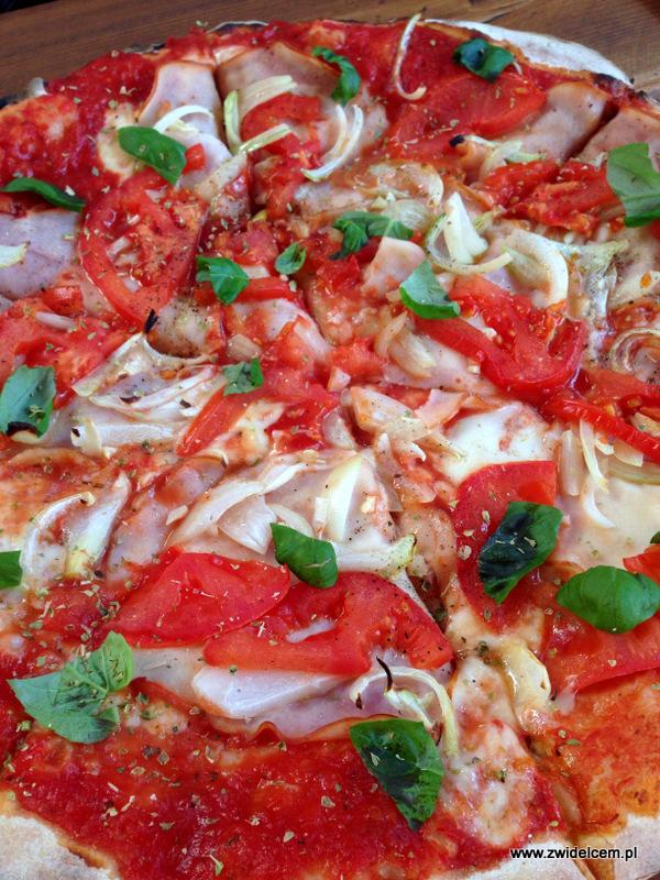 Kraków - Bibice - en plato PIZZA & PASTA - pizza italiana