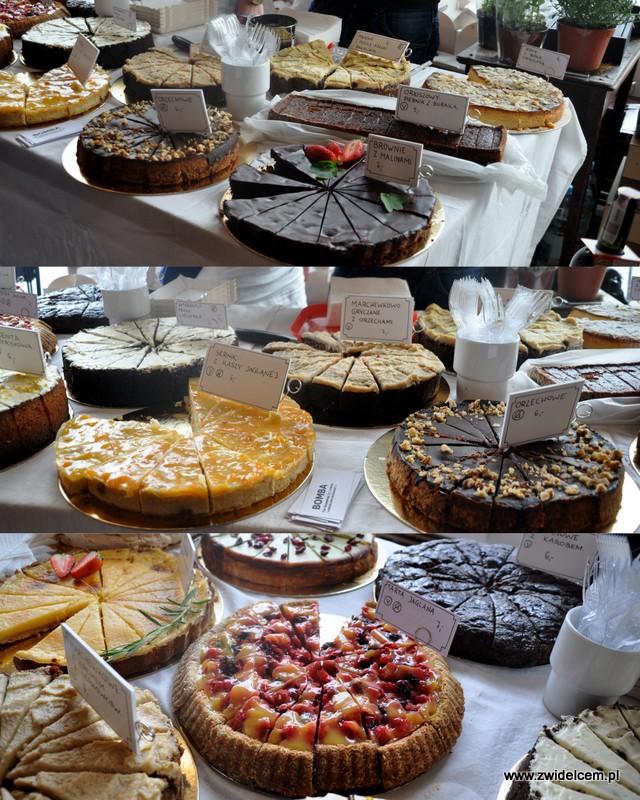 Kraków - Najedzeni Fest Slow Food - Bomba