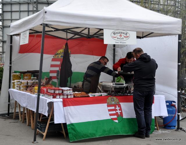 Kraków - Najedzeni Fest Slow Food - węgierskie specjały