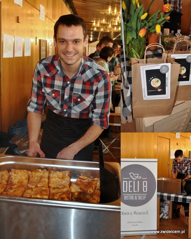 Kraków - Najedzeni Fest Slow Food - Deli 8