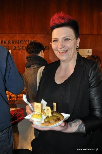 Kraków - Najedzeni Fest Slow Food - Jadalnia na wynos
