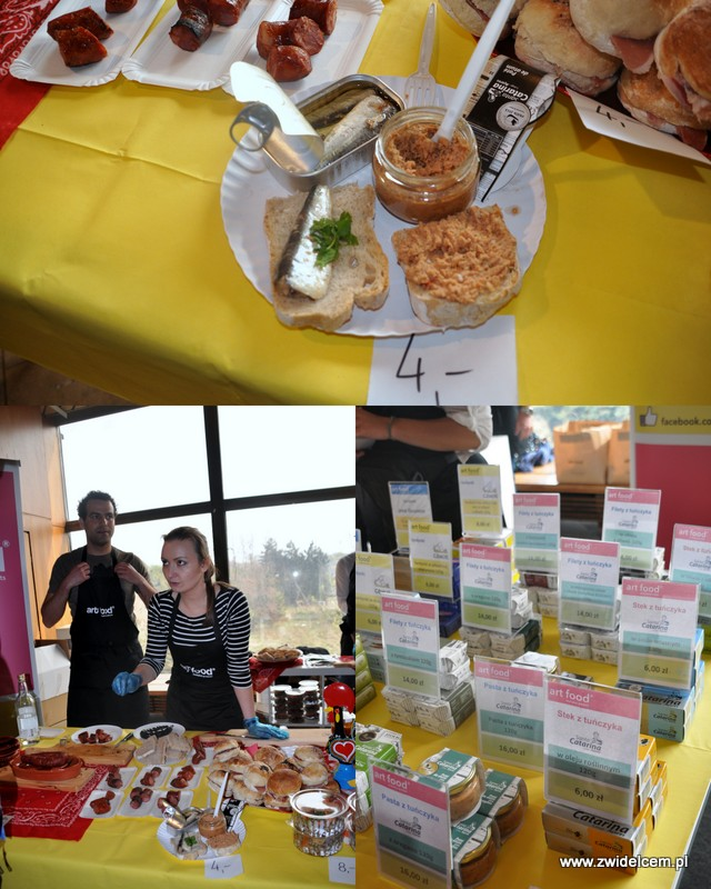 Kraków - Najedzeni Fest Slow Food - art food