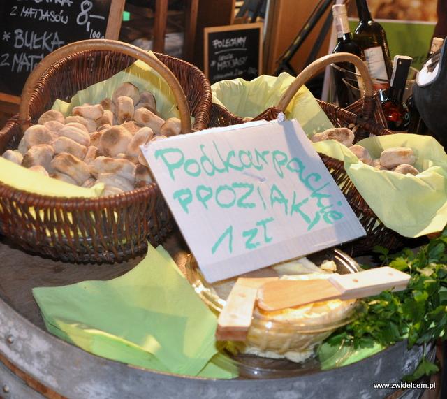 Kraków - Najedzeni Fest Slow Food - podkarpackie proziaki