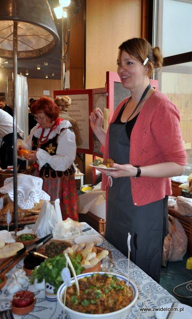 Kraków - Najedzeni Fest Slow Food - Twój Kucharz - Gruzja na talerzu - przysmaki
