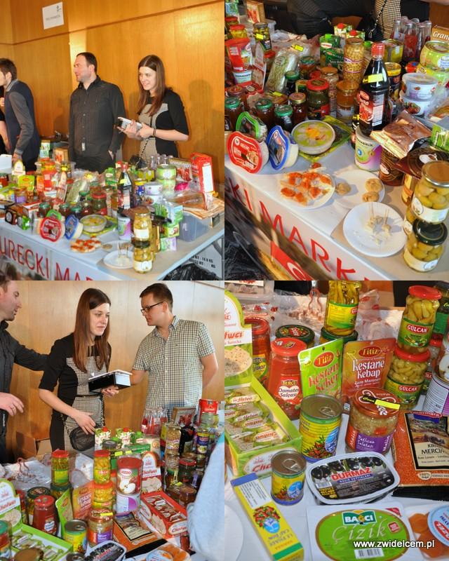 Kraków - Najedzeni Fest Slow Food - Turecki market MAHIR