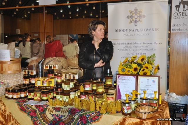 Kraków - Najedzeni Fest Slow Food - Miody NApękowskie