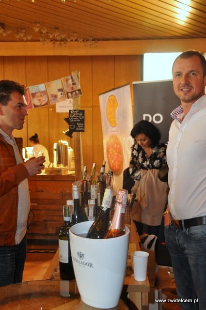 Kraków - Najedzeni Fest Slow Food - Po prostu wino