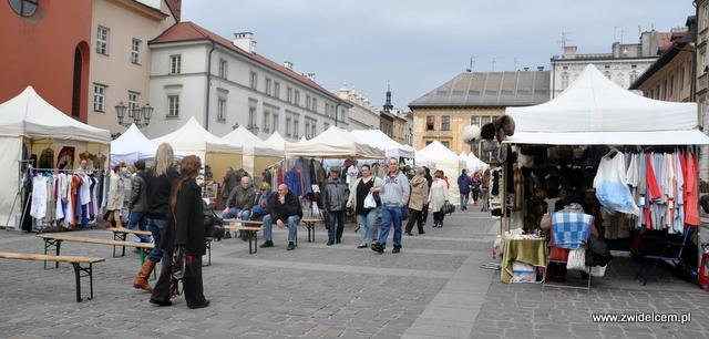 Kraków - 2. Tour de FRomage - widok