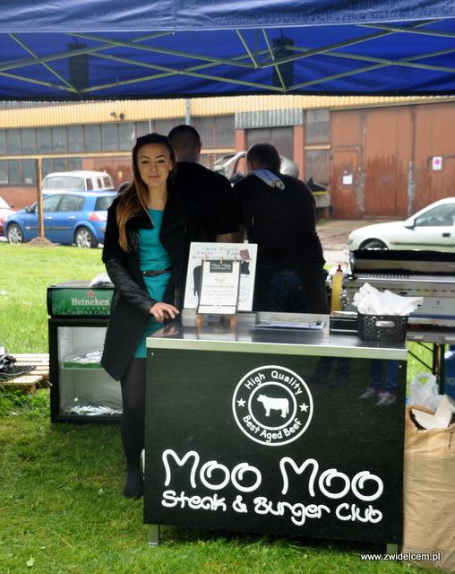 Kraków - Foodstock BBQ - Fabryka - Moo Moo Steak & Burger Club