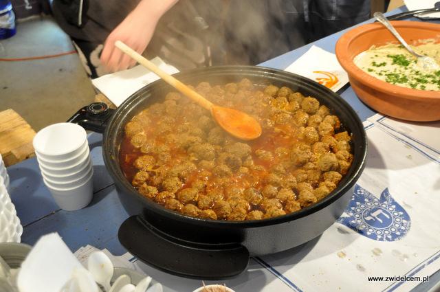 Kraków - Foodstock BBQ - Hamsa - kefta