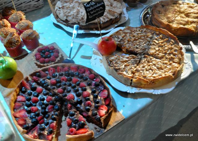 Kraków - Foodstock BBQ - La Baguette - tarty