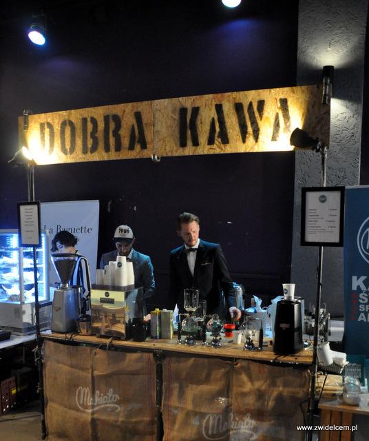 Kraków - Foodstock BBQ - Fabryka - stoisko MAkiato