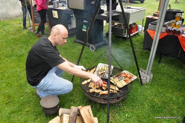 Kraków - Foodstock BBQ - Etnika - grillujemy