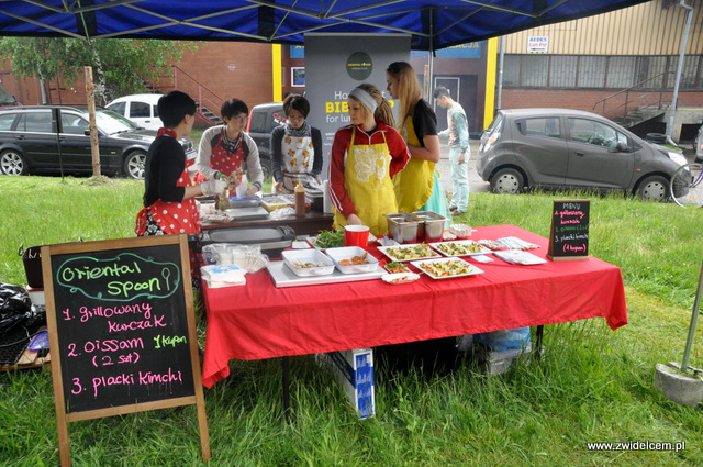 Kraków - Foodstock BBQ - Fabryka - Oriental Spoon