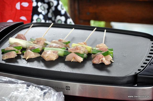 Kraków - Foodstock BBQ - Fabryka - Oriental Spoon - grillowany kurczak