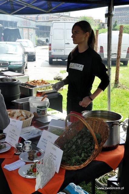 Kraków - Foodstock BBQ - Fabryka - Etnika