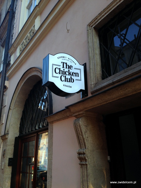 Kraków - The Chicken Club - logo