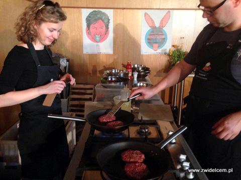Kraków - Najedzeni Fest Lokalnie - Warsztaty z Twój Kucharz - burgery
