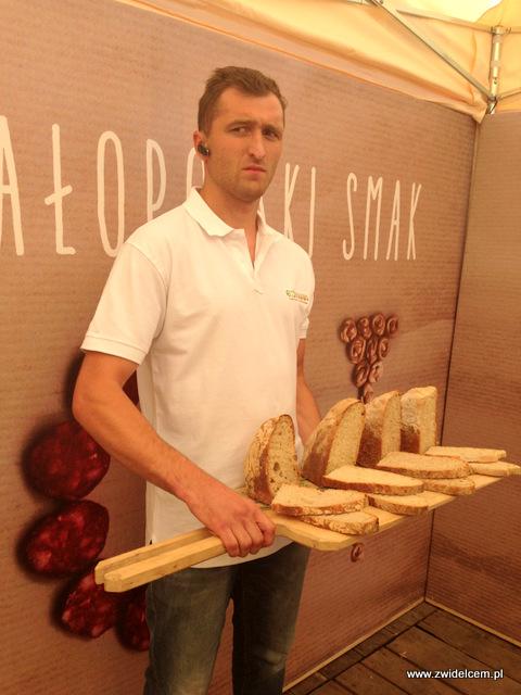 Tarnów - Malopolski Festiwal Smaku - pyszny chleb