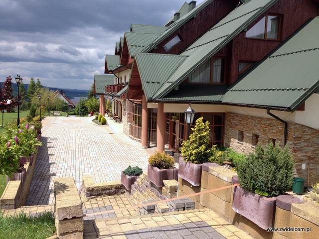 Czorsztyn - Hotel Kinga