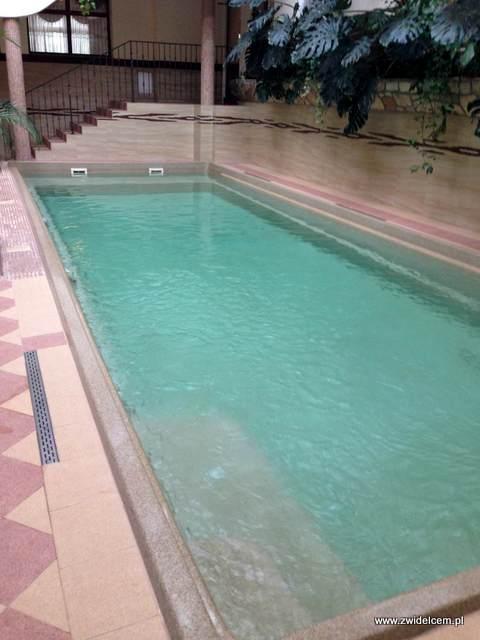 Czorsztyn - Hotel Kinga - basen