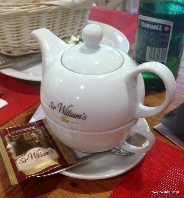 Kraków – Zdybanka – herbata