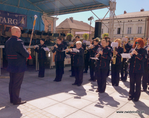 Nowy Targ - Małopolski Festiwal Smaku - orkiestra