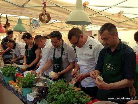Miechów – Małopolski Festiwal Smaku – Blogerzy i kucharze