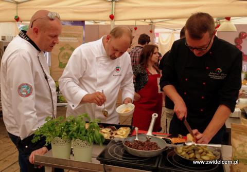 Nowy Targ - Małopolski Festiwal Smaku - podhalańskie burgery