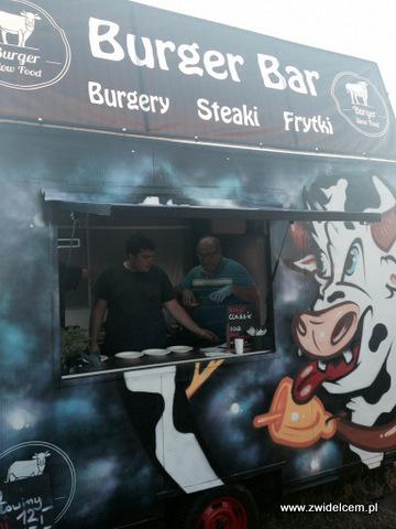 Kraków - Forum Przestrzenie - FORUM FOOD CAMP - Burger Slow Food