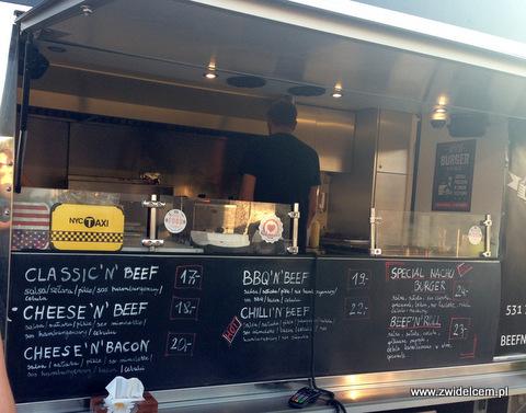 Kraków - Forum Przestrzenie - FORUM FOOD CAMP - Beef'N'Roll