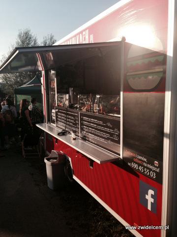 Kraków - Forum Przestrzenie - FORUM FOOD CAMP - Burger na kółkach