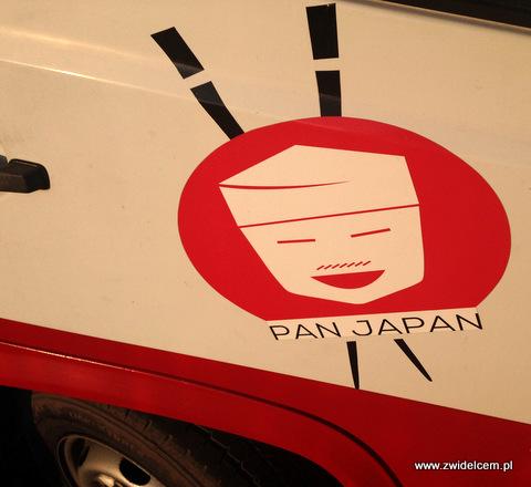 Kraków - Forum Przestrzenie - FORUM FOOD CAMP - Pan Japan logo
