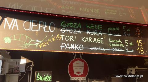 Kraków - Forum Przestrzenie - FORUM FOOD CAMP - Pan Japan