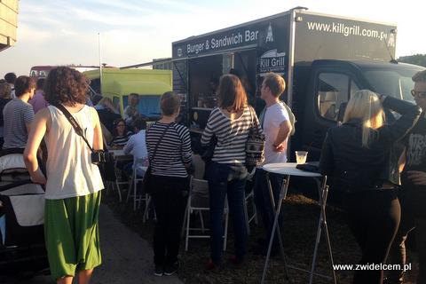 Kraków - Forum Przestrzenie - FORUM FOOD CAMP - Kill Grill