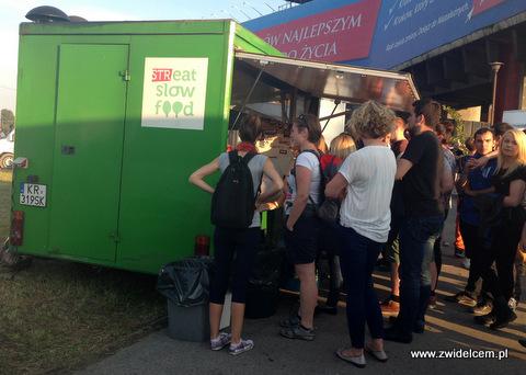 Kraków - Forum Przestrzenie - FORUM FOOD CAMP - Streat Slow Food