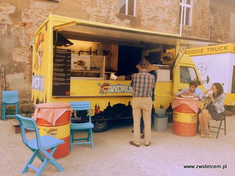 Kraków - Andrus Food Truck - cięzarówka