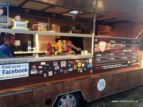 Kraków - Forum Przestrzenie - FORUM FOOD CAMP - Zapiekanka Snak Bus