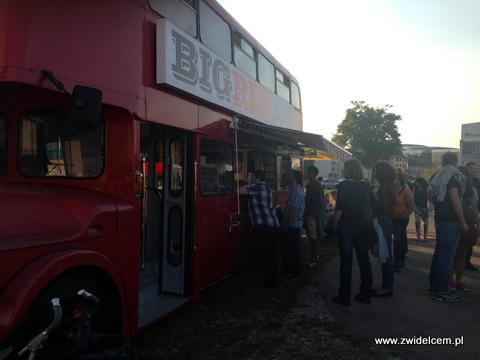 Kraków - Forum Przestrzenie - FORUM FOOD CAMP - BIg Red Bustaurant